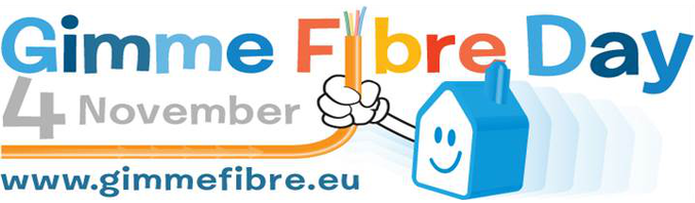 FTTH Conference GimmeFibreDay Banner