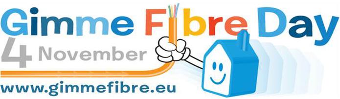FTTH Conference GimmeFibreDay Banner