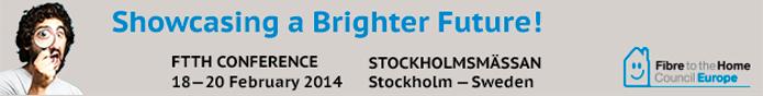 FTTH Conference Stockholm Banner