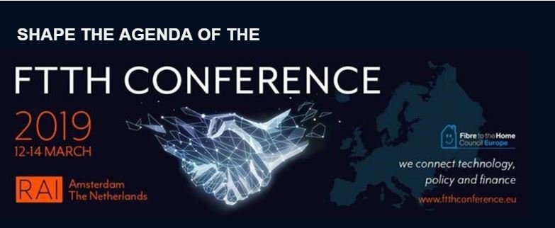 FTTH Conference Amsterdam The Netherlands