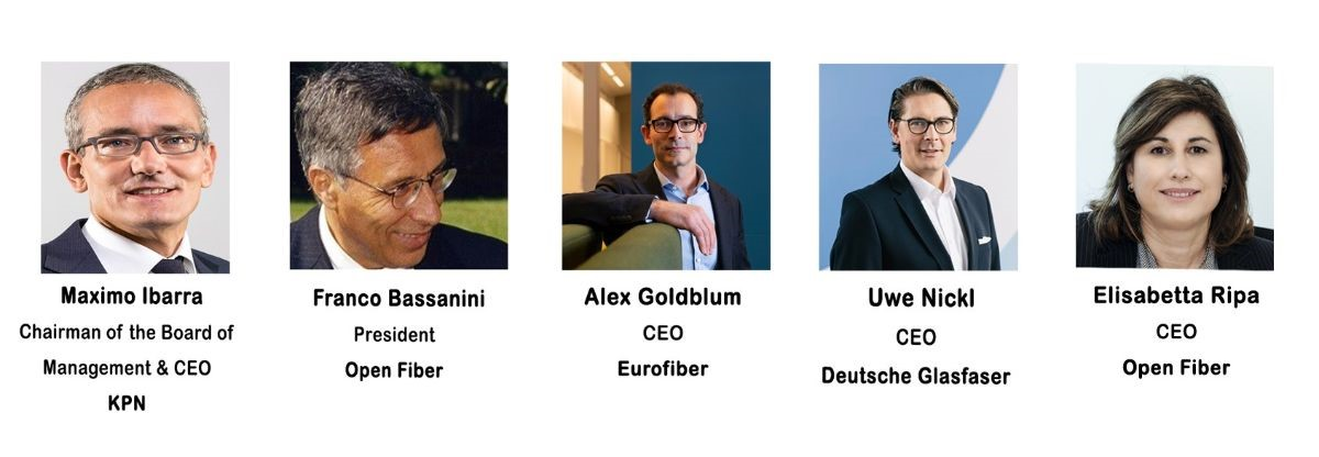 FTTH Conference - New Top Speakers Announced! | 2019 | Events | CBE